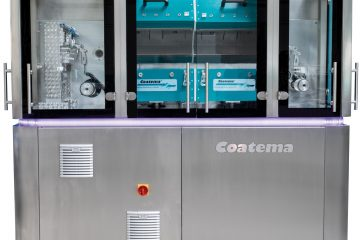 Coatema Maschine. (Bild: Optima)