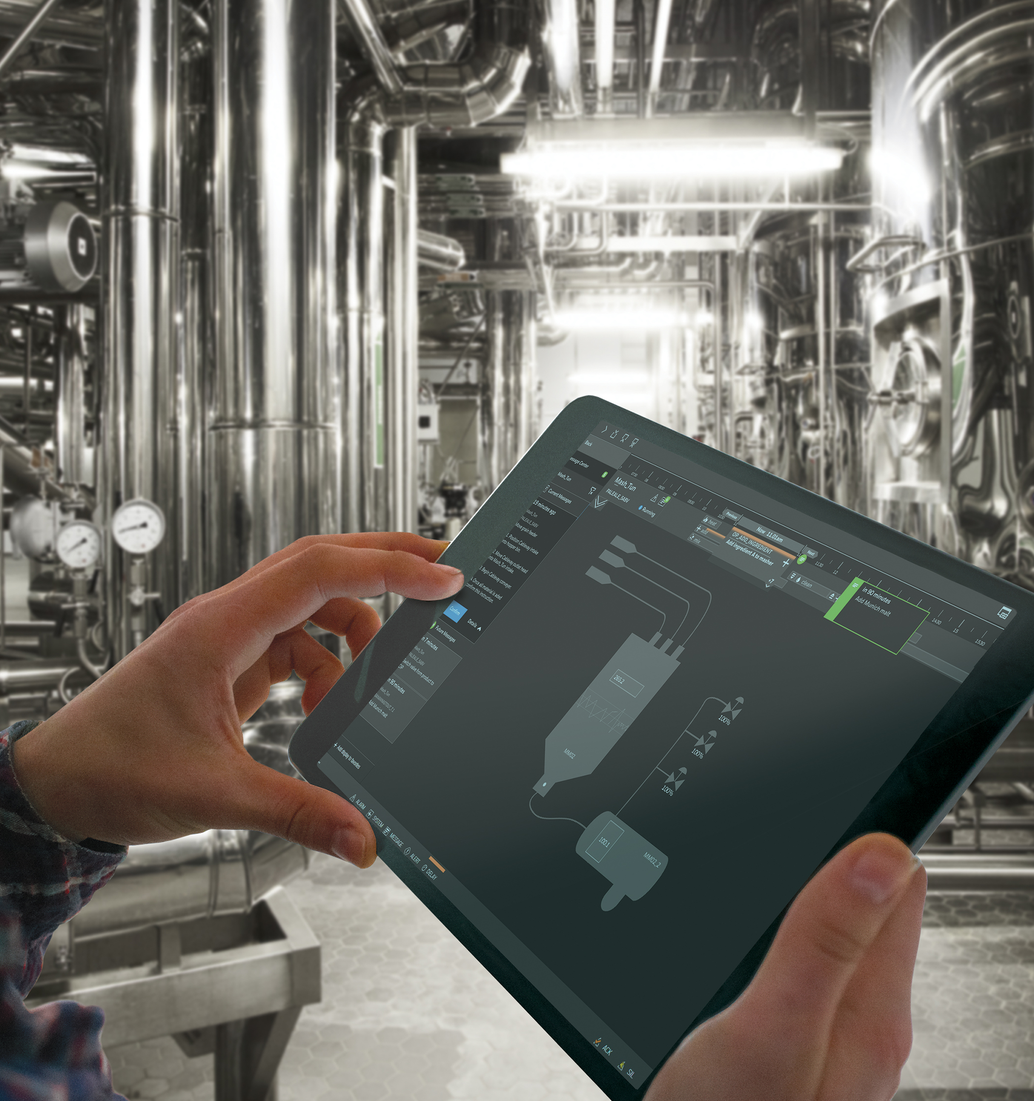 Neue Honeywell Visualisierungstechnologie Experion Batch erhöht Produktivität in Batch-Betrieben