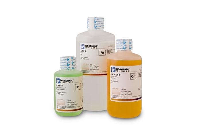 Inorganic Ventures – Akkreditierung nach ISO 17034 für Referenzmaterialien und Hersteller von pH-Standards Spetec