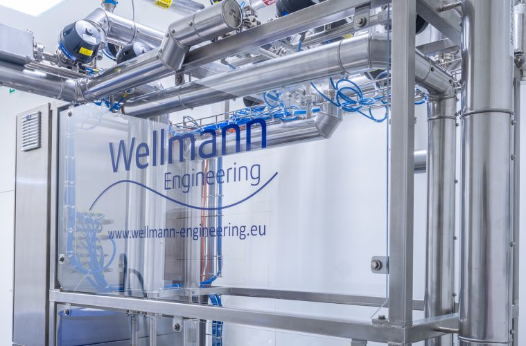 Wellmann Engineering präsentiert Pharma-Know-How auf Lounges 2019